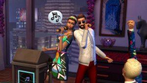 The Sims 4: музыкальный фестиваль с песнями на симлиш