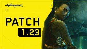Cyberpunk 2077 для PS4 после патча 1.23