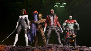 Marvel's Guardians of the Galaxy с линейной кампанией и двумя режимами на Next-gen