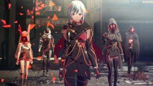 Scarlet Nexus с хорошим запуском в Steam