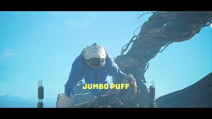 Biomutant: Jumbo Puff – как победить?