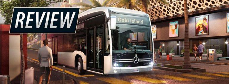 Обзор Bus Simulator 21: реалистично обыденный