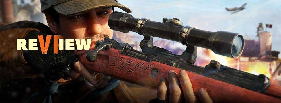 Обзор Sniper Elite VR — выстрел и промах