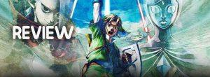 Обзор The Legend of Zelda Skyward Sword HD - Веселый и верный ремастер