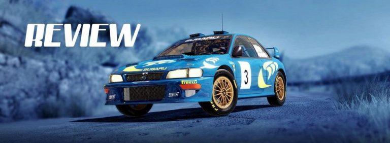 Обзор WRC 10 — Предпоследний шанс Накона обыграть Codemasters